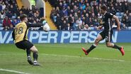 Sheff Wed 0-1 Fulham (Mitrovic goal)