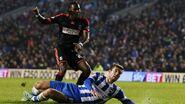 Brighton 1-2 Fulham (Rodallega goal)