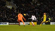 Fulham 6-0 Burton (Kamara goal)