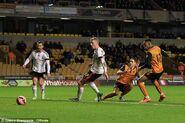 Wolves 3-3 Fulham (Edwards 1st goal)