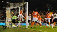 Fulham 2-2 Blackpool (Ruiz goal)