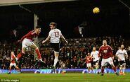 Fulham 3-2 Nottm Forest (Brereton goal)