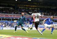 Birmingham 1-2 Fulham (Rodallega goal)