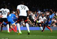 Fulham 2-2 Hull (Dejagah goal)