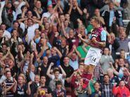 West Ham 3-0 Fulham (Taylor goal)