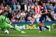 Stoke 4-1 Fulham (Walters goal)