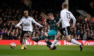 Fulham 0-1 Southampton (Ward-Prowse goal)