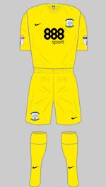 Preston third (2016-17)