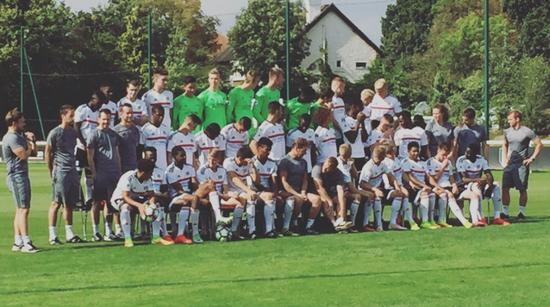 2016-17 season (U18)
