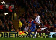 Crystal Palace 1-4 Fulham (Kasami goal)
