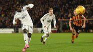 Hull 2-2 Fulham (Kamara 1st goal)