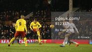 Fulham 0-5 Watford (Abdi 2nd goal)