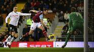 Fulham 3-1 West Ham (Nolan goal)