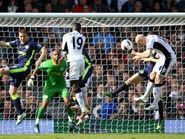 Fulham 2-1 Wigan (Senderos goal)