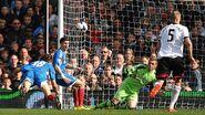 Fulham 2-2 Hull (Jelavić goal)