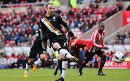 Sunderland 2-2 Fulham (Berbatov penalty)