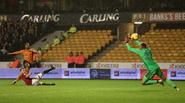 Wolves 4-4 Fulham (Cavaleiro goal)