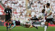 Fulham 1-0 Aston Villa (Odoi red)