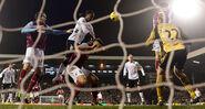 Fulham 3-1 West Ham (Rodallega goal)