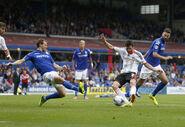 Birmingham 1-2 Fulham (Hoogland goal)