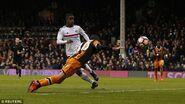 Fulham 4-1 Hull (Evandro goal)