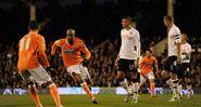 Fulham 1-1 Blackpool (Sylvestre goal)