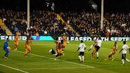 Fulham 2-1 Hull (Johansen goal)