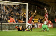 Wolves 4-4 Fulham (Doherty goal)