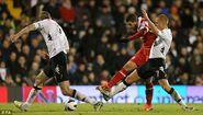 Fulham 3-2 QPR (Taarabt goal)