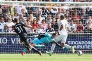 Swansea 0-3 Fulham (Kačaniklić goal)