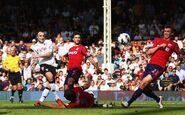 Fulham 3-0 West Brom (Berbatov 1st goal)