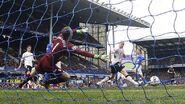 Everton 1-0 Fulham (Pienaar goal)