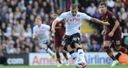 Fulham 1-2 Man City (Petric goal)