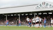 Fulham 2-2 Crystal Palace (Gayle 2nd goal)