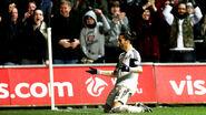 Swansea 2-0 Fulham (Chico goal)