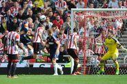 Sunderland 0-1 Fulham (Kasami goal)