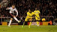 Fulham 4-0 Sheff Wed (Christensen goal)