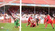 Crawley 0-2 Fulham (Dembele close)