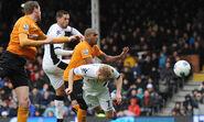Fulham 5-0 Wolves (Pogrebnyak 1st goal)