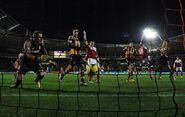 Hull 6-0 Fulham (Fryatt goal)