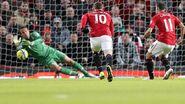 Man Utd 4-1 Fulham (Giggs goal)