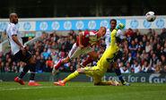 Tottenham 3-1 Fulham (Sidwell goal)