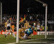 Fulham 4-1 Juventus (Gera 1st goal)
