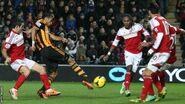 Hull 6-0 Fulham (Elmohamady goal)