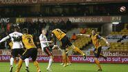 Wolves 3-3 Fulham (Woodrow 1st goal)