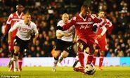 Fulham 3-2 QPR (Rémy penalty)