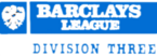 Barclays League Division 3