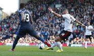 Fulham 1-0 Newcastle (Dejagah goal)