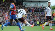 Fulham 2-2 Crystal Palace (David goal)