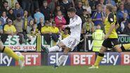 Burton 2-1 Fulham (Norwood goal)